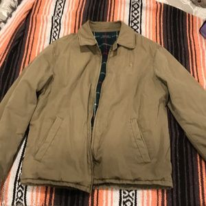Men's polo jacket